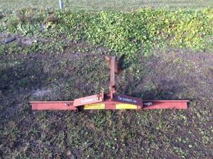 5' Leinbach Tool Bar with Single Row Middle Buster