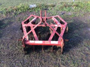 4' Tufline Harrow