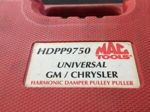 Mac Tools Universal GM / Chrysler, HDPP9750