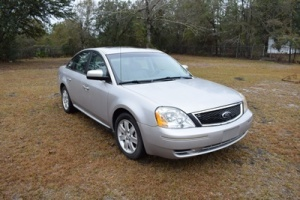 2007 Ford Five Hundred Passenger Car, VIN # 1FAFP24147G118354, Miles: 126, 412, Salvage Title, Runs & Drives, Needs DOT Inspection
