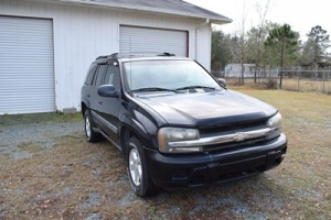 2003 Chevrolet TrailBlazer, VIN # 1GNDS13SX32307755, 146,903 Miles, Runs & Drives