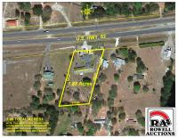 Commercial Lot on 1.88 Acres, 26710 US HWY 82 Waynesville, GA