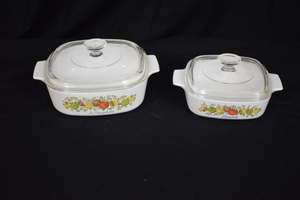 60 Corning Ware Spice Of Life Pattern Refrigerator Dishes 60 Quart Magnificent Corningware Dishes Patterns