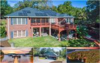 Beautiful Waterfront Home  On Lake Hartwell With Deep Water Dock Anderson County, South Carolina