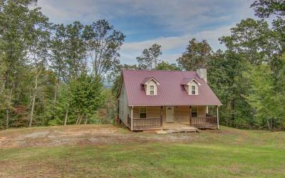 Beautiful Home With Mountain Views; 1947 Ivy Mountain Road Clarkesville, Georgia 30523