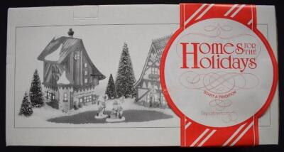 "North Pole Series ""Start A Tradition Set "" New In The Box - 12 Piece Set"